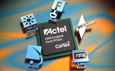Actel 公司宣布IGLOO 和ProASIC3 系列现场可编程门阵列增添两个新成员