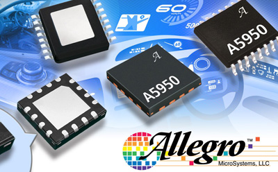 Allegro公司新增多款器件,扩充其现有的霍尔效应锁存系列