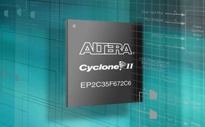Altera公司发布 Cyclone IV FPGA 新系列满足大批量、低成本串行协议解决方案需求