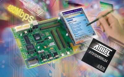Atmel推出业内首款 IEEE 802.15.4g-2012双频段收发器