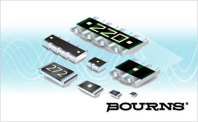 Bourns宣布最新插件式电流感应电阻产品系列
