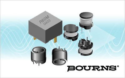 Bourns发表一系列最新三极表面黏着式气体放电管(GDT)突波保护器装置