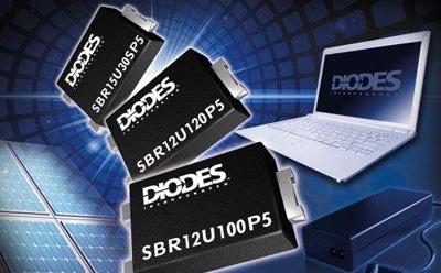 Diodes公司推出首批采用超微型X3-DFN0603-2封装的产品