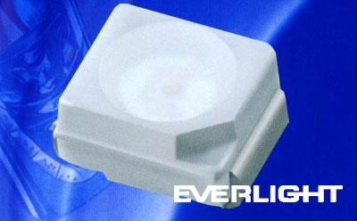 Everlight亿光电子推出最小的双色组件EL多彩产品