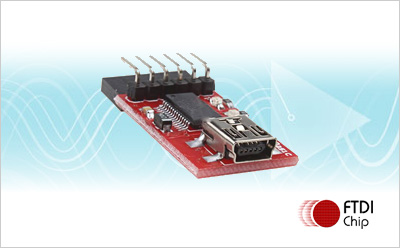 FTDI携USB的芯片和软件解决方案新品VNC2亮相IIC