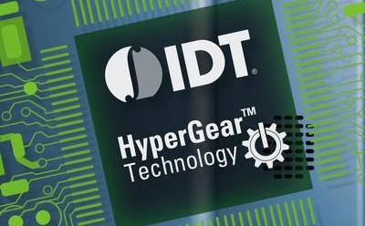 IDT公司推出其时钟器件的第三代通用频率转换器 (UFT) 系列