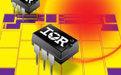 IR推出IRF6708S2 和IRF6728M 30V DirectFET MOSFET 芯片组