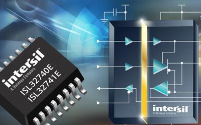 Intersil推出一种节省空间和通过了AEC-Q100认证的双通道同步降压直流/直流稳压器