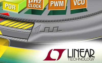 凌力尔特公司(Linear)推出同步降压-升压型转换器 LTC3533