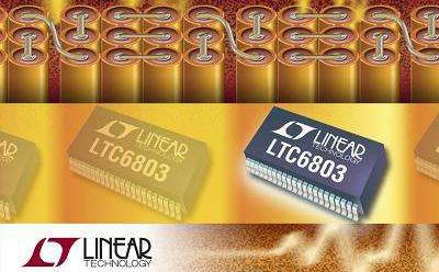 凌力尔特公司(Linear)推出 2A、34V 降压型开关稳压器 LT3684