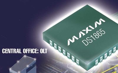 Maxim推出数字温度计和温度监控器