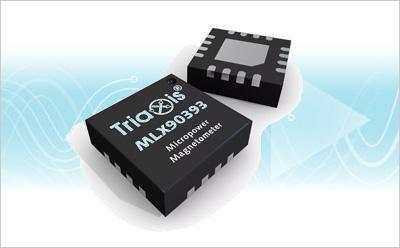 Melexis公司宣布推出新型磁性锁存器和开关传感器