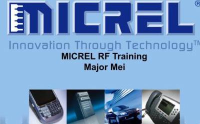 Micrel在2014年应用电力电子学会议及展会上预展MIC2111直流-直流多模控制器
