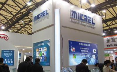 Micrel公司宣布推出一款高效1MHz脉宽调制(PWM)降压稳压器