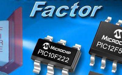 Microchip慕尼黑电子展上拓展其8位PIC单片机产品线