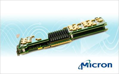 Micron 的8Gb DDR3 SDRAM 元件将用Inspur计算产品