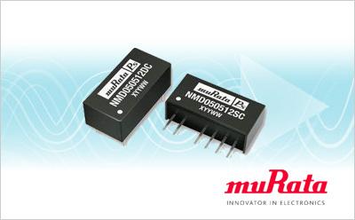村田完成小型复合电源管理模块的开发