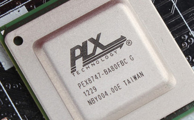 PLX宣布四颗新的高性能PCIe交换芯片上市