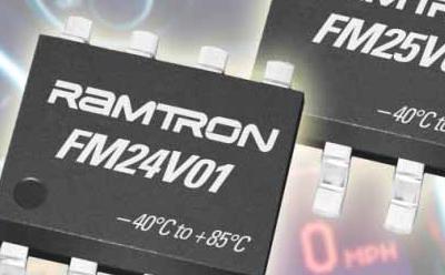 Ramtron宣布已在IBM的新生产线上制造其铁电随机存取存储器产品