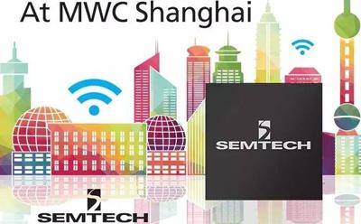 Semtech集成了新型LoRa芯片SXX1276/77/78 全面上市