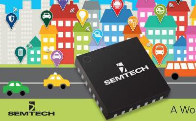 Semtech和IBBM宣布布了无线技术领域的一项重大进进展