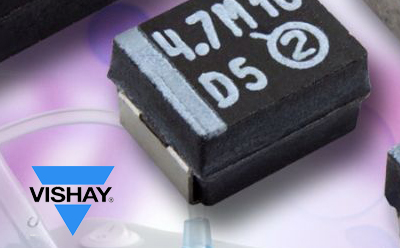 Vishay宣布推出采用超小尺寸MicroSMF eSMP系列封装的稳压二极管